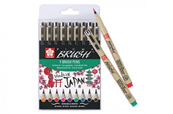 Set 9 Pigma™ Brush