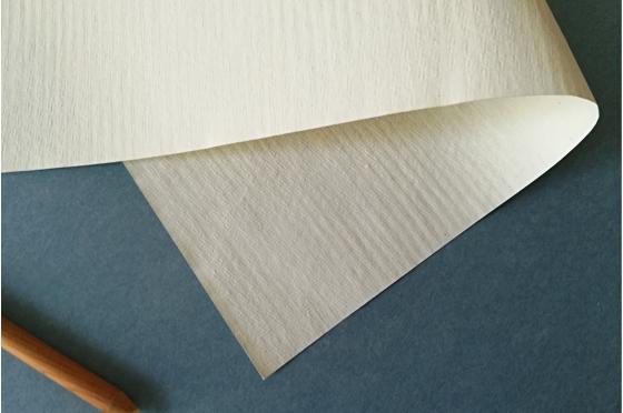 Papier indien uni lin