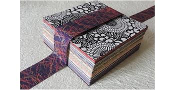 300 feuilles origami 15 x 15 cm