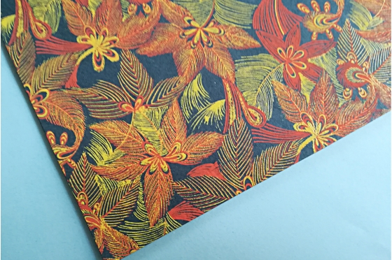Papier impression jungle