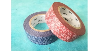 Lot de 2 masking-tape mt©