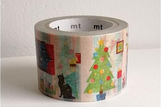 Masking tape mt© Noël Christmas 2014