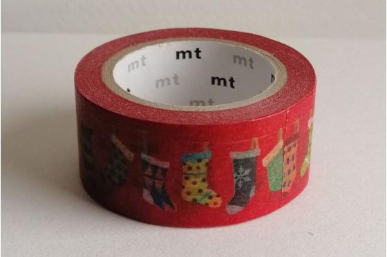 Masking tape mt© Noël Christmas 2015