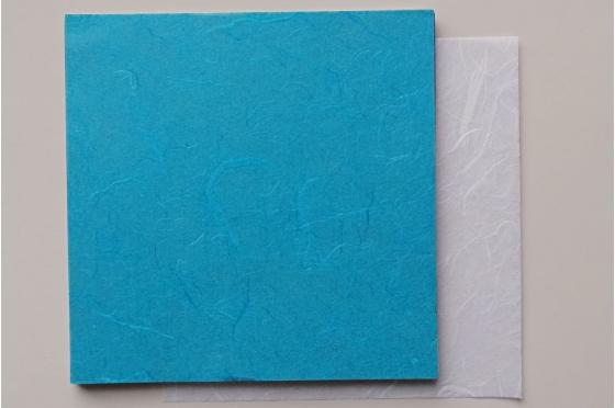 Set 20 feuilles origami Unryu