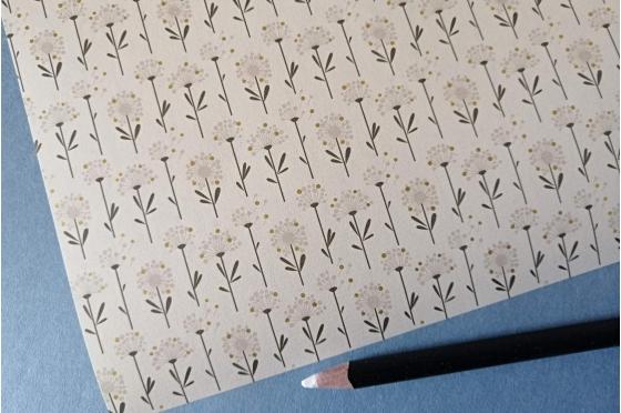Papier décoratif Rossi1931© - Dandelions
