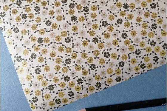 Papier décoratif Rossi1931© - Liberty flowers