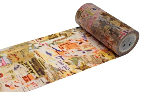 masking-tape shade© Poster 100mm
