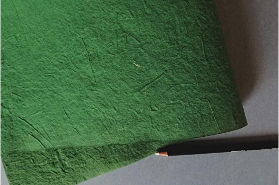 Papier organique Vert foncé