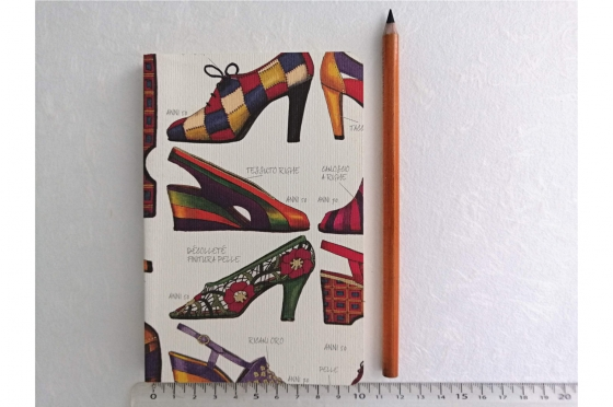 Cahier souple shoes Rossi1931 format A6
