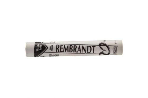 Pastel Tendre Rembrandt® Blanc