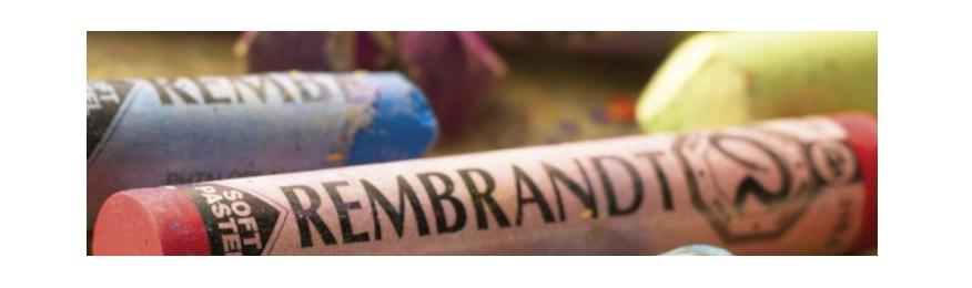 BLEU - Pastel tendre Rembrandt®